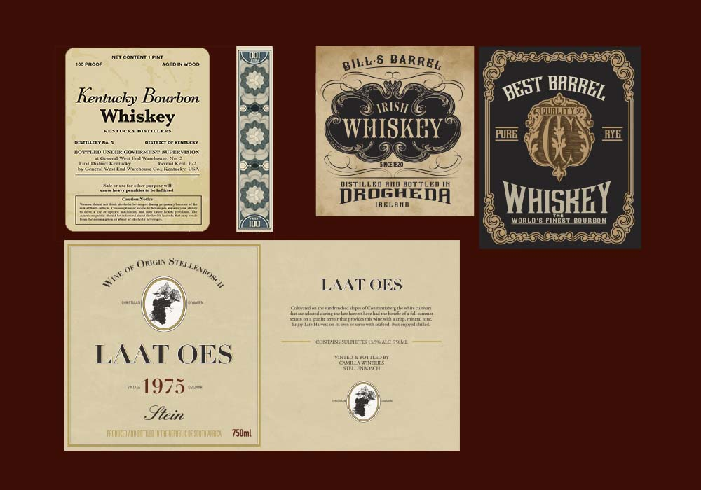 Graphics for labelling