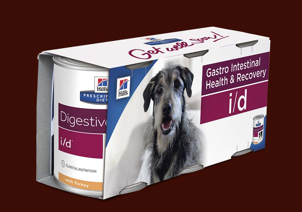 A 'get well soon' pack for dogs recovering from surgery.