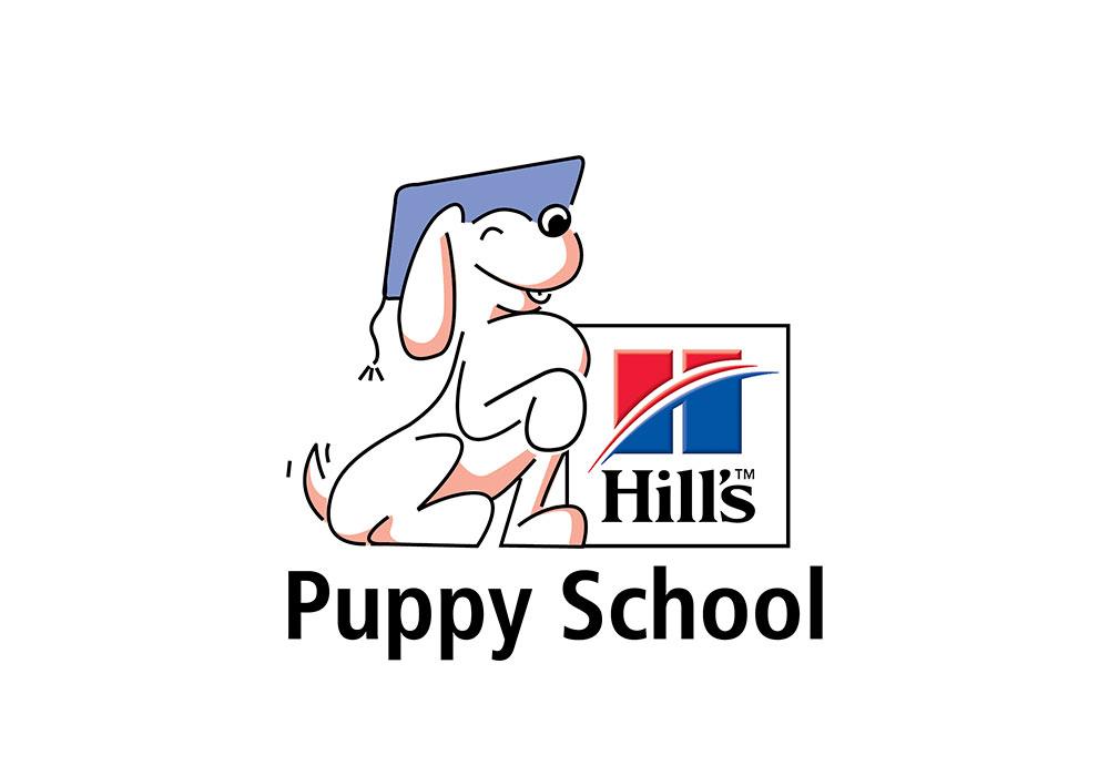 Logo-Design-Hills-Puppy-School